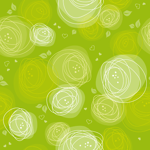 Bright Spring Backgrounds Free Vector 217MB