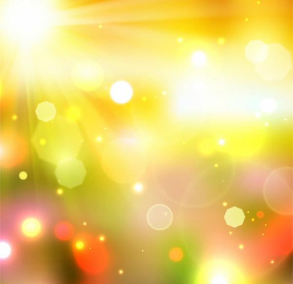 bright summer background