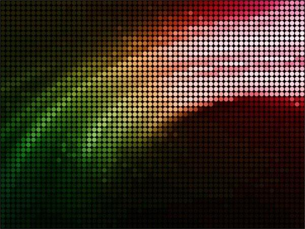 brilliant neon color background image 10 vector