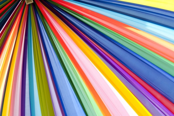 brilliant rainbow stripes background hd picture 1