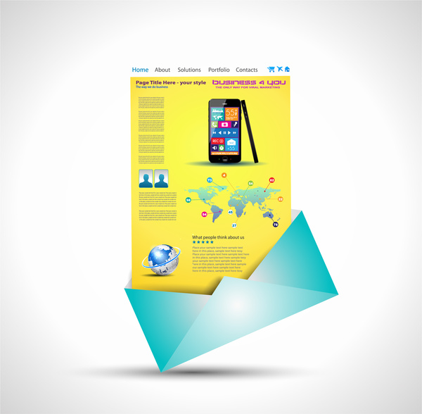 ai brochure templates - brochure free vector download 2 437 free vector for