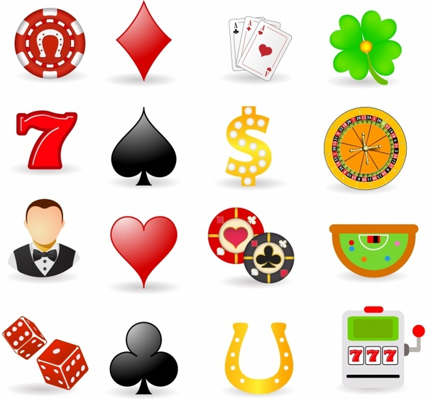 Gambling And Luck icon