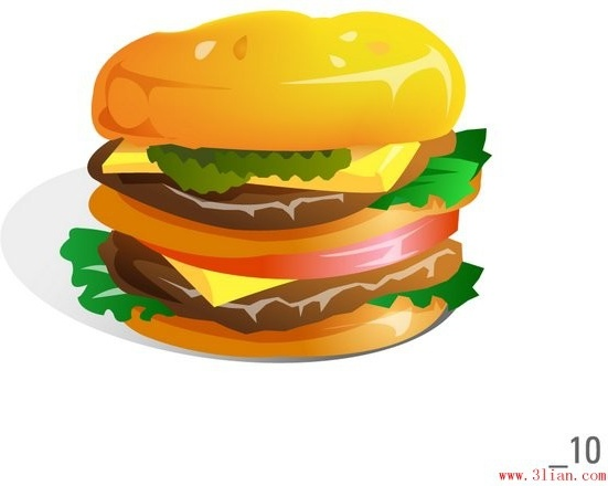 burger logo vector free download