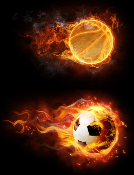 burning ball of fire 01 hd pictures