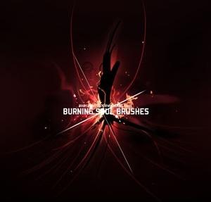 Burning Soul Brushes