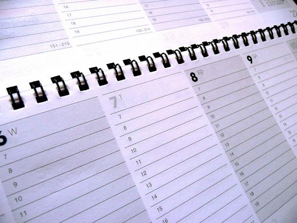 business calendar amp schedule