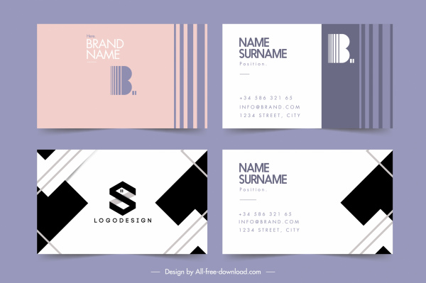 Adobe Business Card Template from images.all-free-download.com