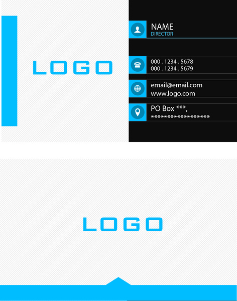 Business Card Templates Free Psd In Photoshop Psd Psd Format