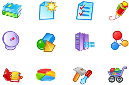 Business Icons icons pack