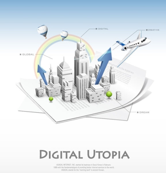 business network design vector 2 background information free vector