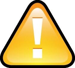 Button Warning