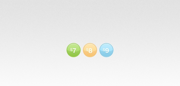 Buy Buttons PSD