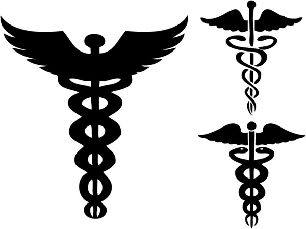 caduceus signs free vector in encapsulated postscript eps eps rh all free download com caduceus logo vector free download