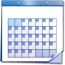 Calendar document
