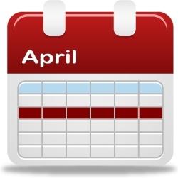 Calendar selection week