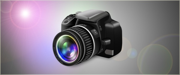 Camera icons pack