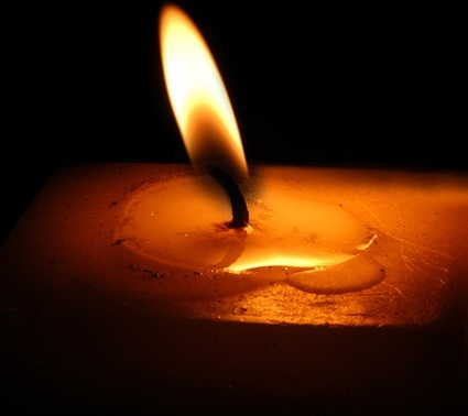 candlelight picture 1