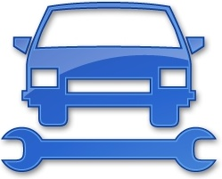 Car Repair Blue 2