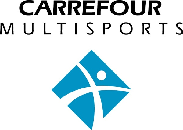 Carrefour Multisports Logo Free Vector In Adobe Illustrator Ai Ai