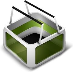 Cart Green