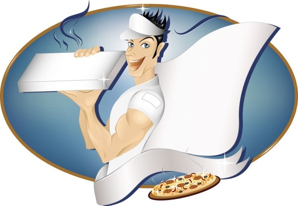 cartoon characters chef 04 vector