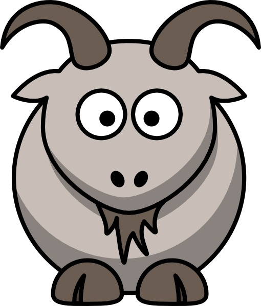 cartoon goat clip art free vector in open office drawing svg svg rh all free download com clip art goat free clipart gator