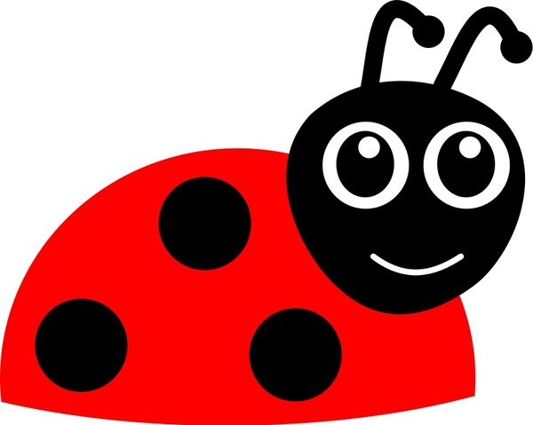 cartoon ladybug free vector in open office drawing svg svg