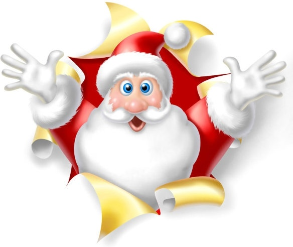 cartoon santa claus 01 hd pictures