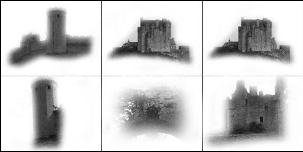 castle brush