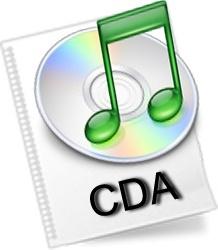 CDA File