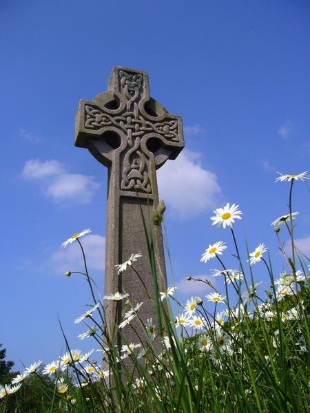 celtic cross memorial monument free stock photos in jpeg jpg