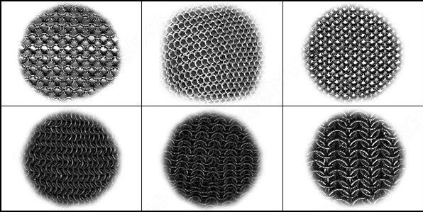 Chain-mail brush photoshop brushes in Photoshop brushes abr (  abr