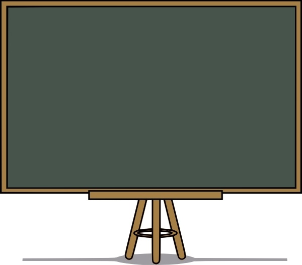 chalk board clip art free vector in open office drawing svg svg rh all free download com chalkboard clipart free chalkboard clipart black and white