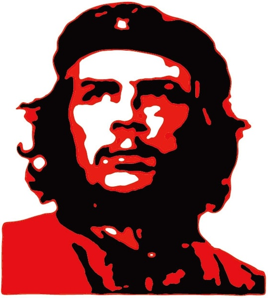Che Guevara Classic Vector Free Vector In Encapsulated Postscript