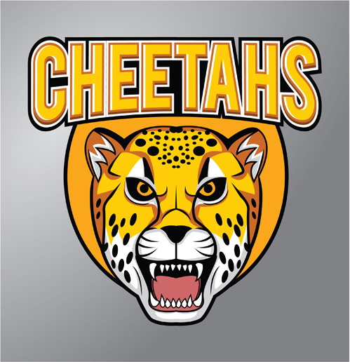 cheetahs logo vector free vector in encapsulated postscript eps eps vector illustration graphic art design format format for free download 761 70kb cheetahs logo vector free vector in