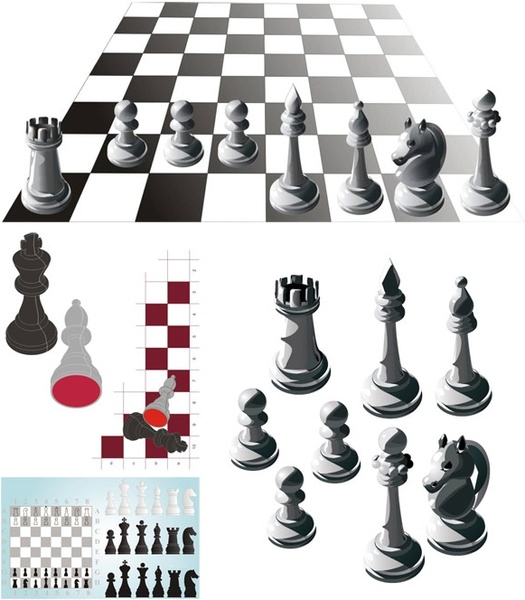 Chess vector free vector download (114 Free vector) for ...