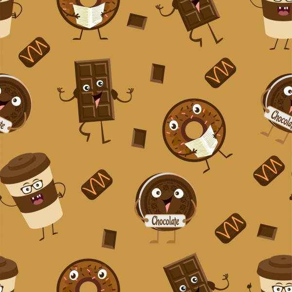 62 Gambar Animasi Coklat Lucu HD