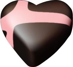 Chocolate hearts 01