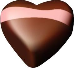 Chocolate hearts 08