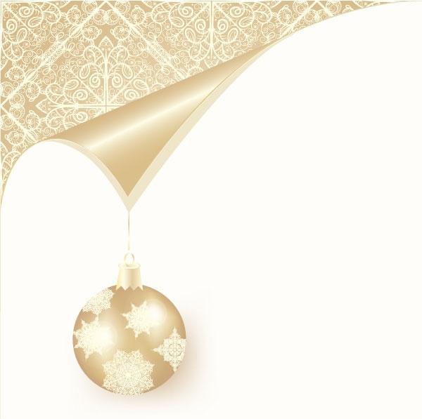 christmas ball background 02 vector