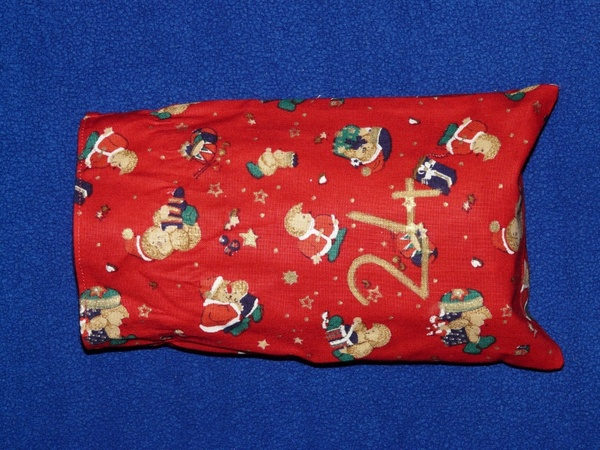 christmas calendar sack bag