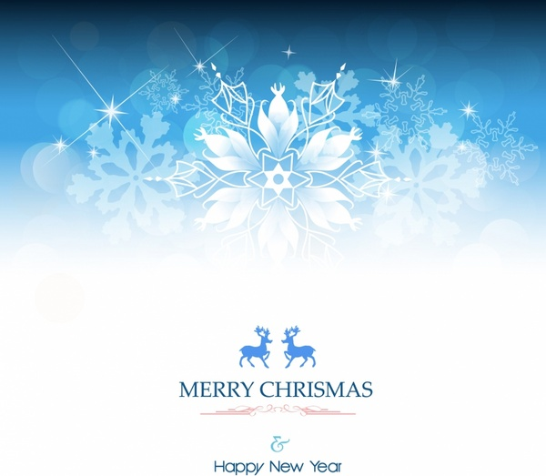 Elegant Christmas Card Free Vector Download (23,044 Free