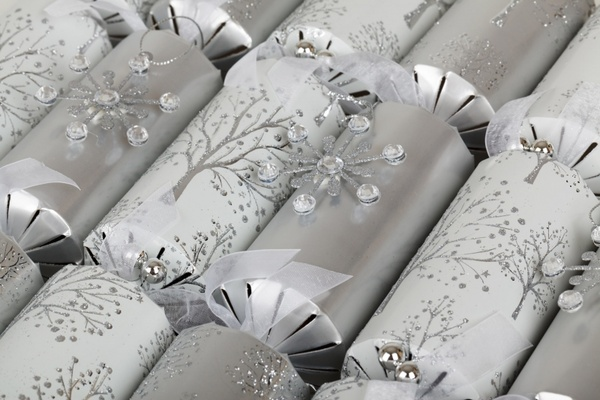 christmas crackers background