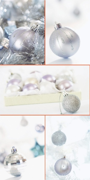christmas crystal ball highdefinition picture
