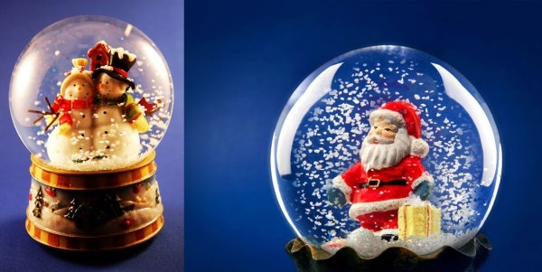christmas crystal ball highdefinition picture 2
