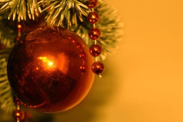 christmas decoration background 3