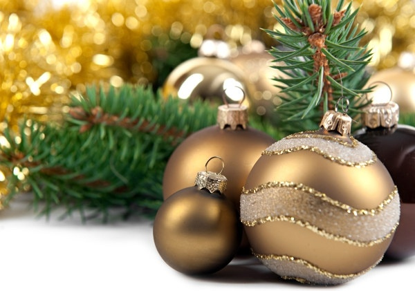 christmas hanging ball highdefinition picture