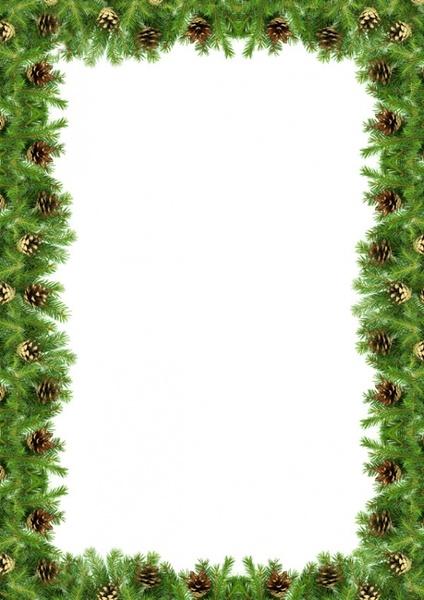 Glass Garland For Christmas Tree