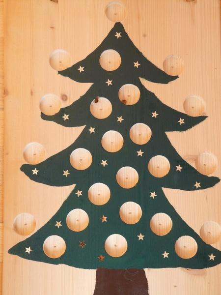 christmas tree advent calendar advent