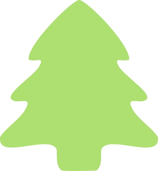 Christmas Tree Svg Free Download.Christmas Tree Icon Clip Art Free Vector In Open Office